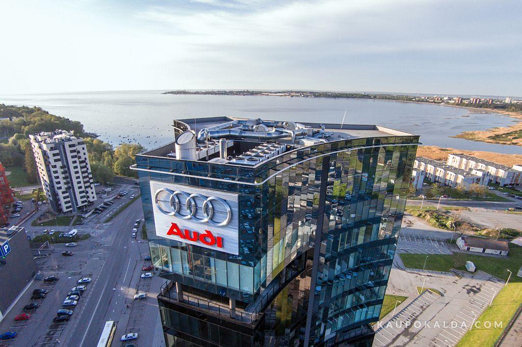 Audi maja 2