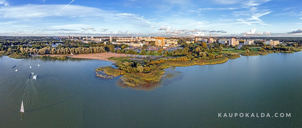 Harku järv ja Õismäe