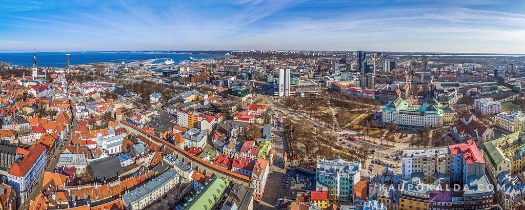 Vanalinn ja uus linn