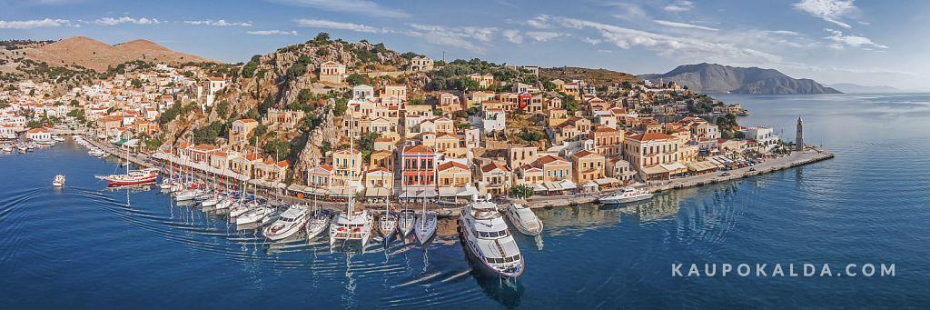 Symi saare nukulinn Kreekas