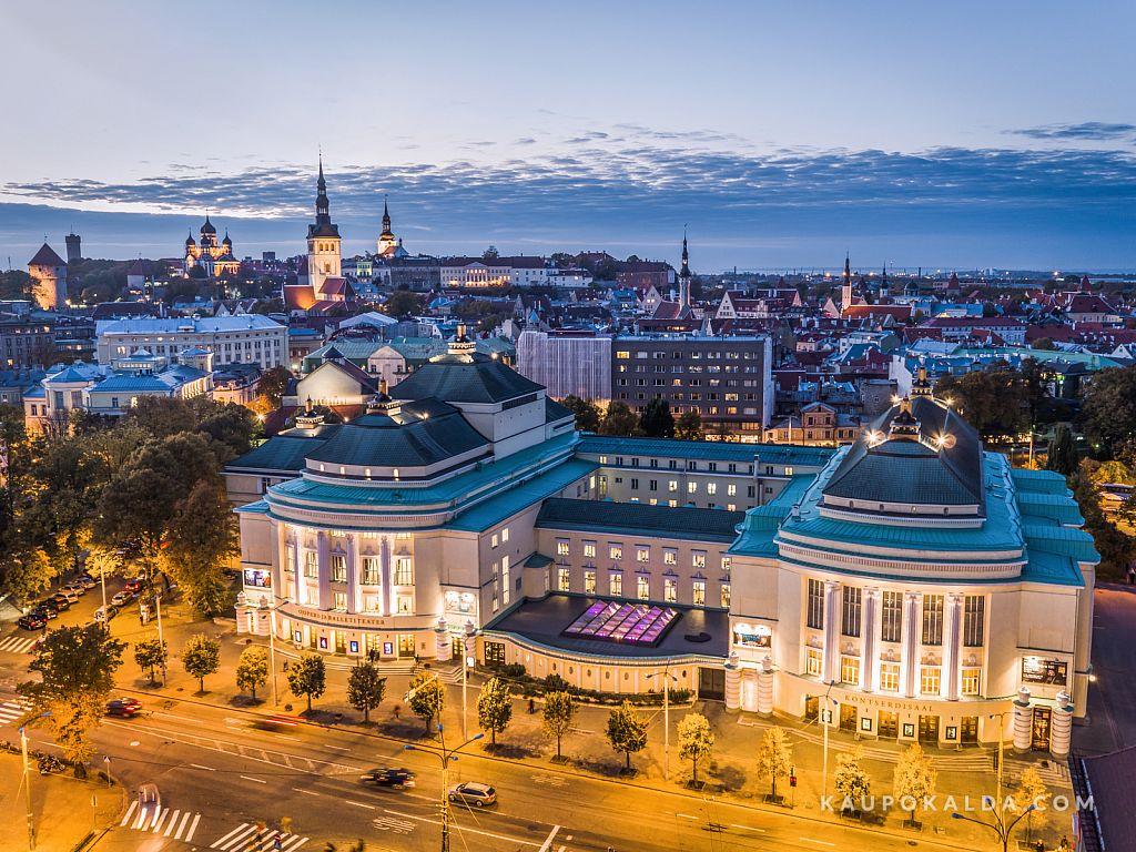 Rahvusooper Estonia / Estonian National Opera