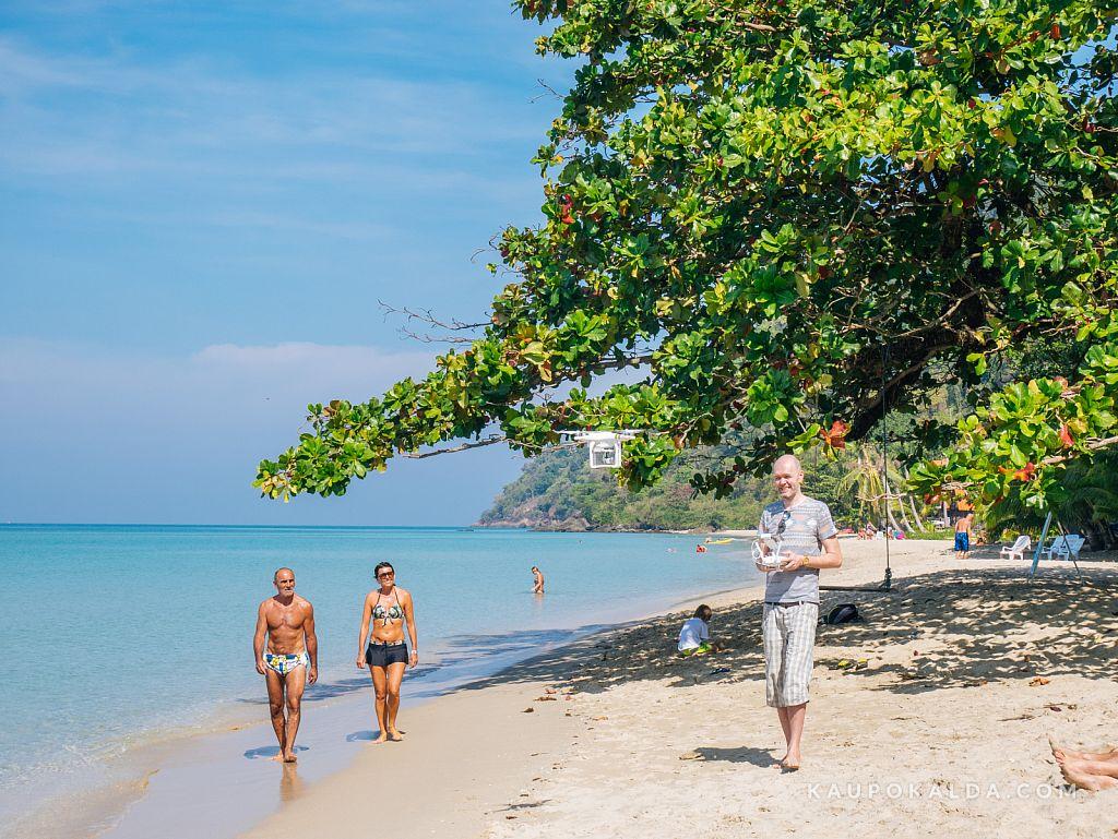 White Sand Beach - droonilennutaja