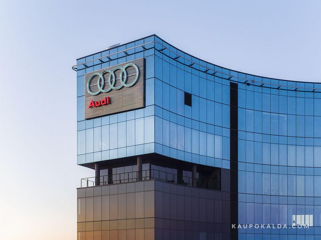 Audi maja