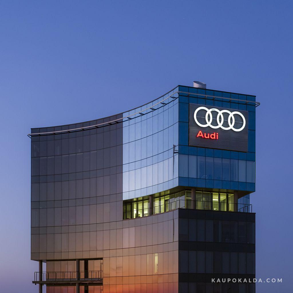 Öine Audi maja