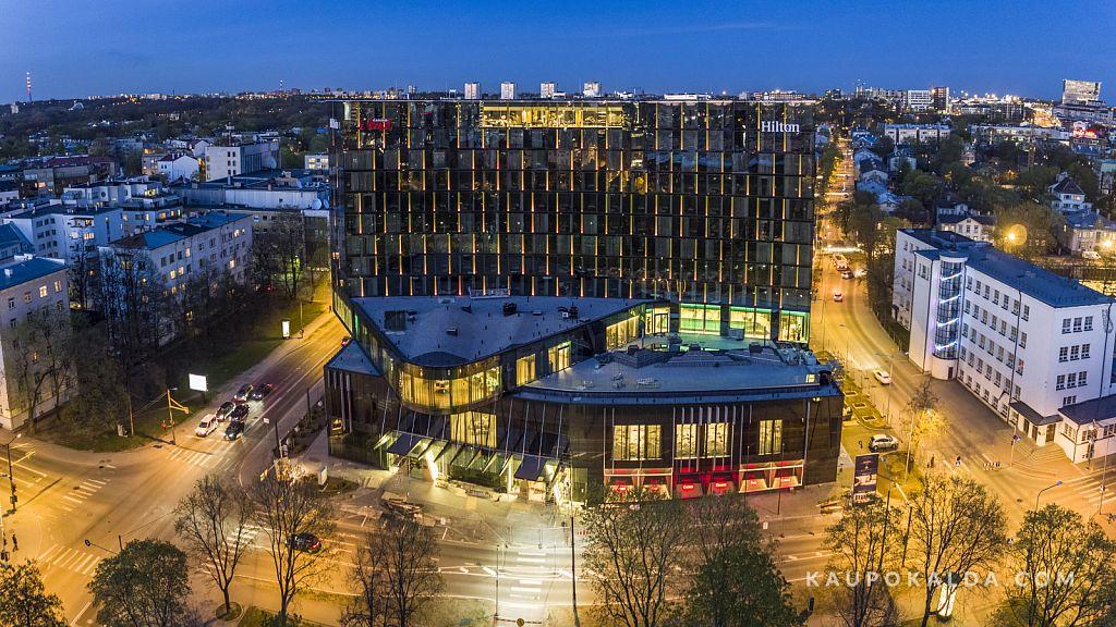 Hilton Tallinn Park Hotel, may 2016