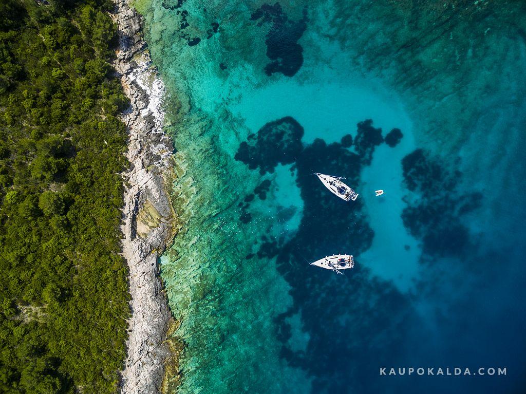Horvaatias purjetamas (galerii)