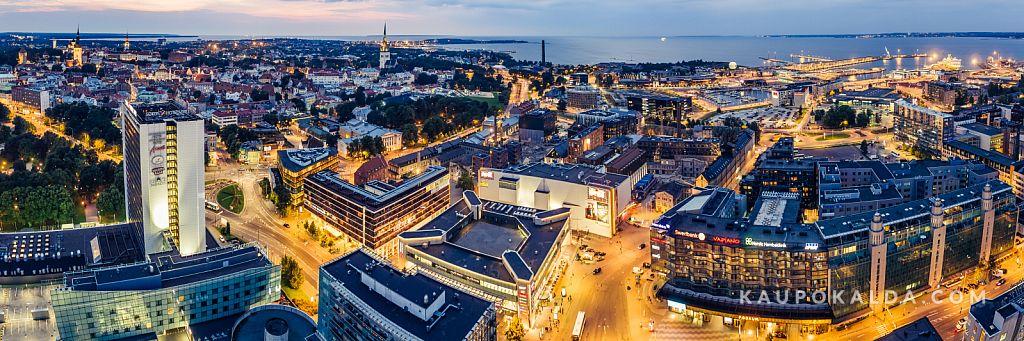 Südalinn, Rotermann ja sadamaala