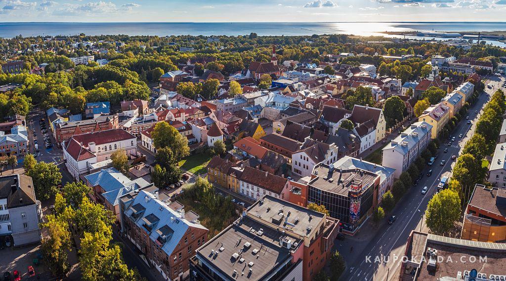 Pärnu vanalinn