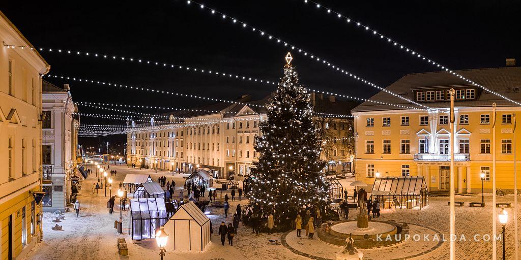 Tartu Jõuluturg 2018