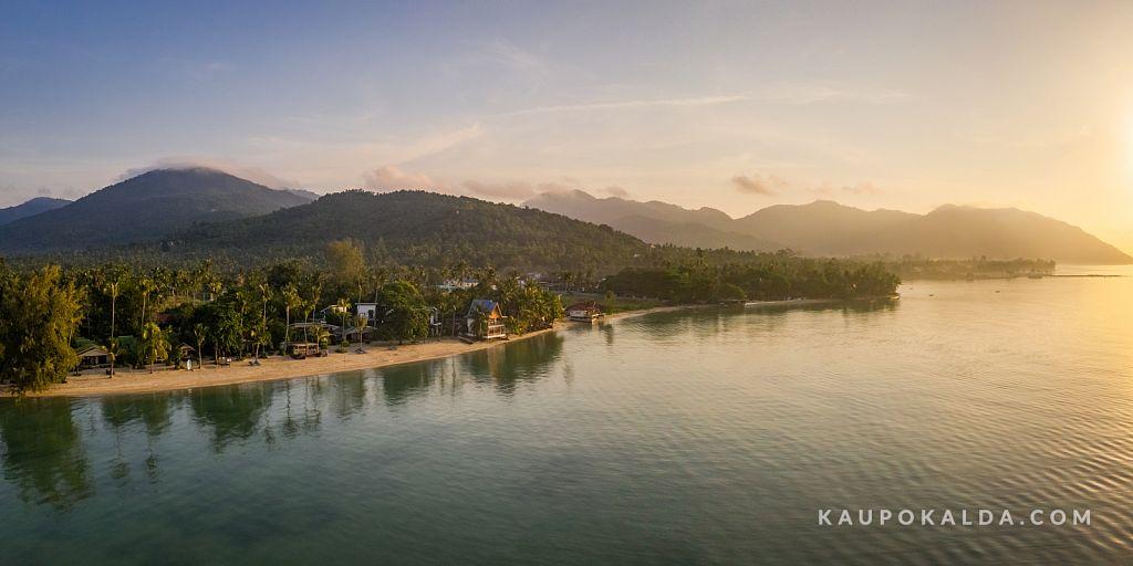 Päikesetõus Ko Phanganil