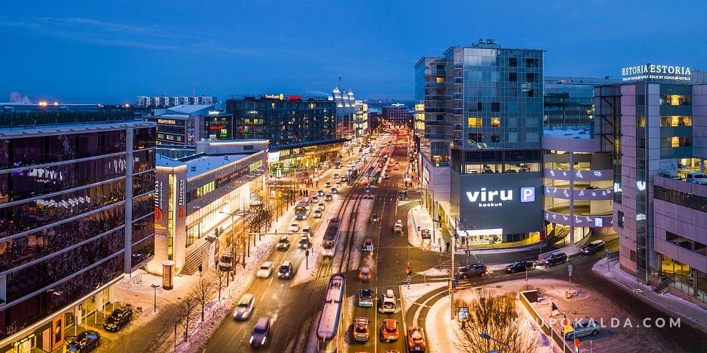 Narva maantee