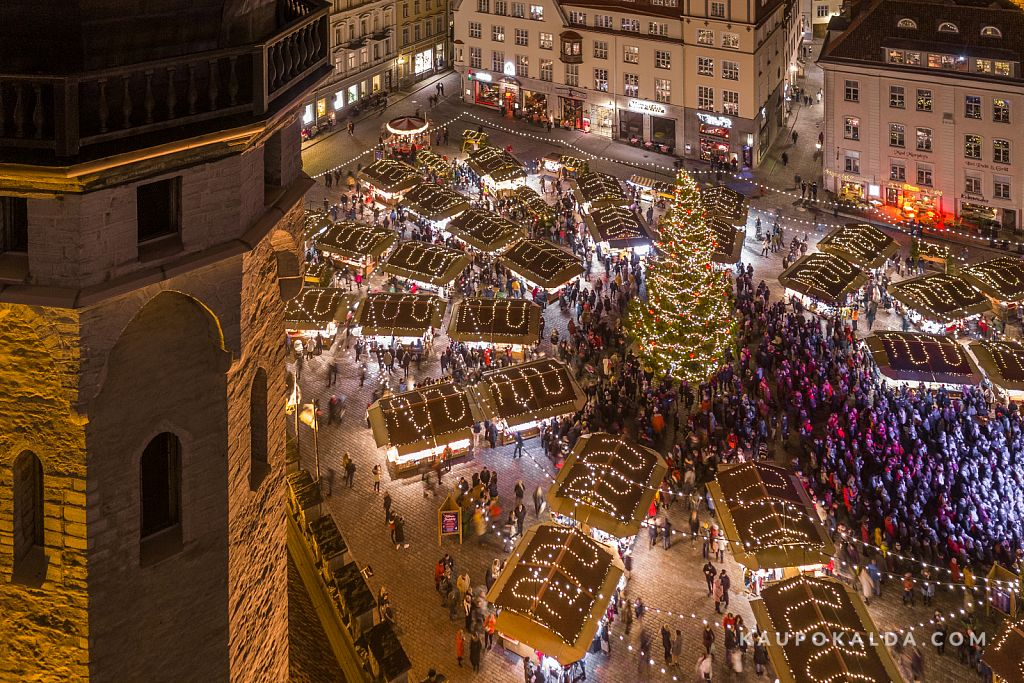 Tallinna Jõuluturg 2019