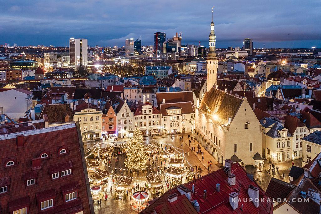 Tallinna Jõuluturg 2020
